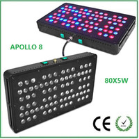 Wholesale 400W X5W APOLLO LED Grow light For Hydroponics Horticulture Greenhouse Seeding Seedling Farm Flower Garden Bonsai
