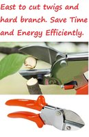 anvil secateurs - mm Flat Anvil Gardening Pruning Shears Secateurs Branch Cutter East to cut twigs and hard branch