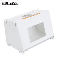 Wholesale SANOTO Professional Photo Light Box Portable Mini Softbox MK50 mm