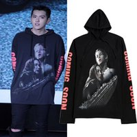 Wholesale Brand fashion Vetements style loose hoodies for men Coming soon Titanic Justin Bieber Oversize hoodies sweatshirts