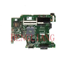 Wholesale Laptop motherboard for DELL E5420 P16G motherboard CN0NHWTJ Used100 Tested