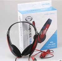Wholesale 2016 MP3 MP4 solo Headphones Earphone Headset Stereo Wired Head Phone with Microphone for MP3 Game Computer PC Mobile Headphone