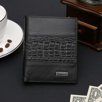 Wholesale Men s Wallet dermal Card Pack