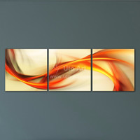 big digital picture frame - 3 Panel more big size Hot Sell Modern Wall Painting abstract Home Wall Art Picture Paint on Canvas Prints