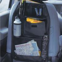 Wholesale Car Seat Back Organizer Multi Pocket Travel Storage Bag Hanging Foldable Organizer