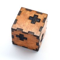 Wholesale Kids Toys Swiss Cube A Wooden Toys Of d Puzzle Also For Adult Kong Mingsuo