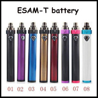 Wholesale Hot selling ESAM T mah ESAM T mah battery V CVT variable voltage Battery Better than Vision Spinner tesla ESAM T Battery