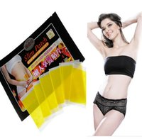 Wholesale Lazy Body slimming patches The Third Generation Slimming Navel Stick Slim Patch Weight Loss Burning Fat Patch Loss Weight Patch set