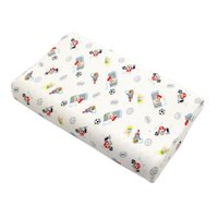 Wholesale 100 Eco friendly Natural Ventilated Latex Foam Bed Pillows for Kids Students Years