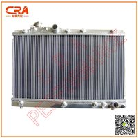 Wholesale CRA Performance High Quality M T Aluminum Vehicle Radiator for TOYOTA GT4 WD