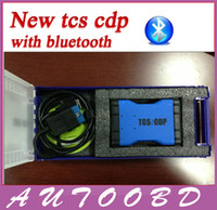 For Mitsubishi auto flight system - NEW R2 Blue CDP with LED cable tcs CDP PRO PLUS Bluetooth free activation CARs TRUCKs with flight function auto OBD II diagnostic tool