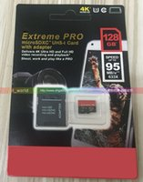Wholesale New Extreme GB Class10 Pro PLUS Micro SD TF Card MicroSDXC UHS HD Video SD Memory Card for Android Mobile Phones MB S