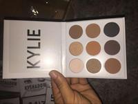 Wholesale Kylie jenner eyeshadow kit Kyshadow brand makeup matte Cosmetics Palette