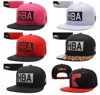 adjustable hood - HBA Cap Hood By Air Hats Summer Popular Hip Hop Fashion Panel Headwear Snapback Sport Casquette Street Ball Gorras Sun Adjustable mix order