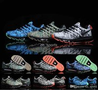 airmax shoes - 2016 New Fingertrap Max Mens Running Shoes weave Camouflage Series High Quality airmax Sneakers Maxes Outdoor Sports Shoes Eur