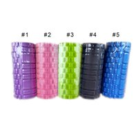 Wholesale Hollow Yoga Foam Roller Massage Yoga Colum Pilates Column Balancing Rod High Density Floating Point Rod