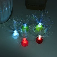 big lots candles - 60 Pieces Christmas Party Fiber Candle LED Flashlight New Children s Rave Toys Colorful Flash Light