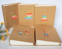 Wholesale A inch inch photo album of children s growing baby album Deyuan factory album