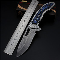bear outdoors - 2016 Karambit Knives High Quality New Outdoor Folding Knife Self defense Wilderness Survival With Hardness Wild Fruit Bearing