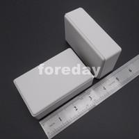 Wholesale NEW High quality Plastic Box Fission Plastic Junction Box MM for Components Enclosure Case FD453X10