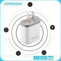 Cheap JOYROOM Wall Chargers Fast Charger US Plug Home Travel AC Power Adapter for iPhone 5 6 plus Samsung HTC