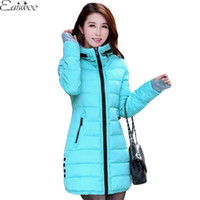 Wholesale 1PC Winter Jacket Women Cotton Padded Coat Parkas For Women Winter Manteau Femme Casual Fashion BB0008