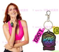 Wholesale Sport key ring car key chainA24