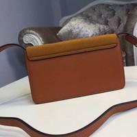 Wholesale Fashion Buckle Simple Women Bag