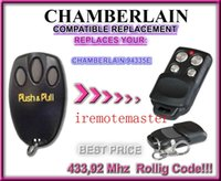 Wholesale CHAMBERLAIN E compatible remote control replacement transmitter