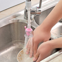 Wholesale Upgrade rotatable Splash Water saving Faucet sprinkler Regulator nozzle tap water valve mouth filter economizer kitchen accessories