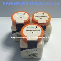 Wholesale Ceramco3 Ceramco Opaque dentin A1 A2 A3 A3 etc g