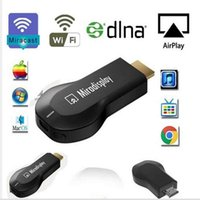 Wholesale Miradisplay WiFi Display Dongle Miracast DLNA Airplay Wireless HDMI P TV Stick For Android IOS Phone Support iOS9