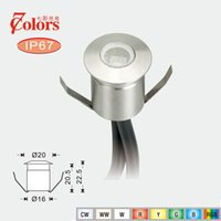 Wholesale Colors DC12V Waterproof Led Floor Lamp Lights for Outdoor Garden Stainless Steel Outdoor Fixtures Recessed Laminate Floor Light