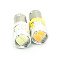 Wholesale ba9s T4w SMD LED DC V White yellow amber Lights led bulb Dome Festoon Reading Lamp License Plate Lamp Door lamp