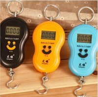 balance sample - 50pcs kg g Portable Electronic Digital Scale Hanging Scale Fishing Fish Hook Pocket Weighting Balance Scale Fashion LCD Scale Sample