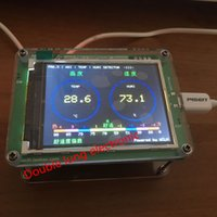 airs tft - Household PM2 detector air quality monitoring PM2 dust haze measuring sensor TFT LCD G3 concentration version