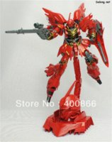 Wholesale Self assambled Kit GUNDAM cool model DABAN SINANJU HGUC model kits gundam modells