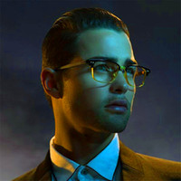 achat en gros de hommes concepteur lunettes-Marque de luxe lunettes dita statsmen trois titane cadre mode hommes oeil cadre marque concepteur lunettes de prescription semi-rimless