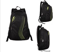 Wholesale Men sports backpack nylon print leisure day packs outdoor travel bag male fashion back pack colors available