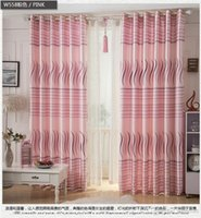Wholesale 2016 new style sunscreen heat insulation Window Blackout Curtain Fabric jacquard Curtains Living Room the Bedroom MD0020