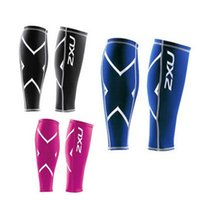 Wholesale Compressport Non Stirrup Compression Training Leg Sleeves Graduated Compression Boosts Circulation Recovery Legwarmers