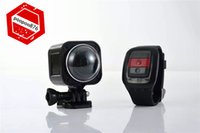 action portable - New arrival HD K WIFI Sport Action Camera H Degree wide angle Waterproof Portable Cam Diving Camcorder