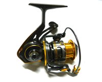 Cheap High Quality Catking ACE20 All Metal Spinning Fishing Reels Waterproof Wheel Spinning Reel ACE30 ACE40
