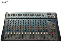Wholesale professional audio mixer console with USB MP3 CH mixer console