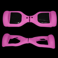 Wholesale Silicone Skin Case Cover for inch Hoverboard Electric Scooter Protective inch Self Scooter Wheels Smart Balance with Colors