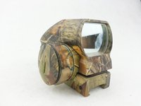 Wholesale Holographic Red and Green Dot Sight Tactical Reflex with Reticles camouflage Color