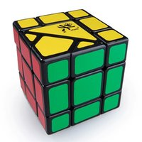 bermuda triangle - Dayan Bermuda Triangle Speed Magic Cube Black Mars Hot Selling Great Children Educational Twisty Toy