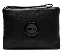 Wholesale BLACK MAT BLACK MID Mimco Medium Lovely pouch mimco lovers style top quality wallet