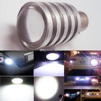 Wholesale 5W Tail Lights V Car Bulbs BA15S Base Car Tail Brake Reverse Turn Signal Rear Tail Brake Light Bulb