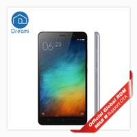Wholesale Original Xiaomi Redmi Note Pro Prime GB RAM GB ROM Snapdragon mAh ML quot Screen Hexa Core Dual Sim Card Slot